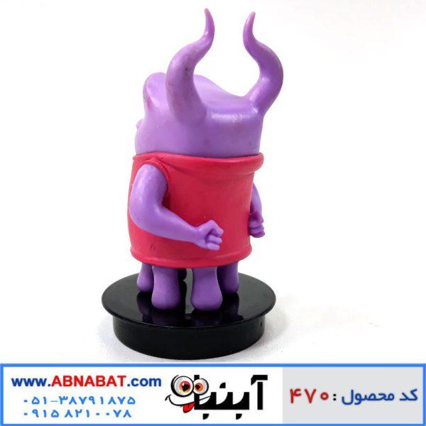 فیگور شخصیت انیمیشن هوم