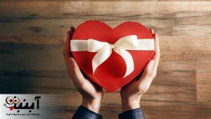 پک کامل هدیه ولنتاین شامل چه چیزهایی می باشد؟