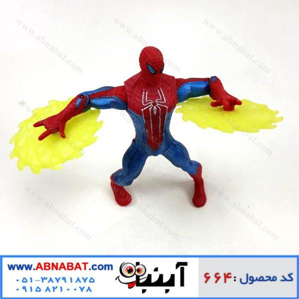 اکشن فیگور مرد عنکبوتی کد 664