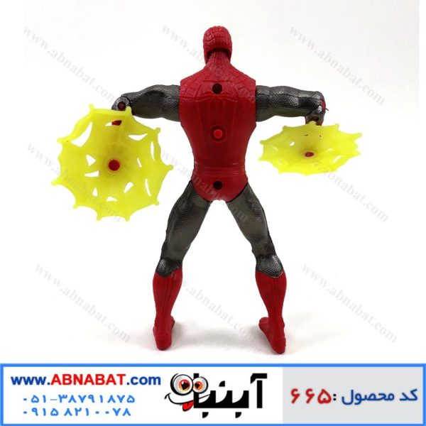اکشن فیگور مرد عنکبوتی کد 665