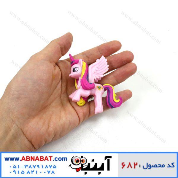 فیگور اسب های پونی 4 سانت