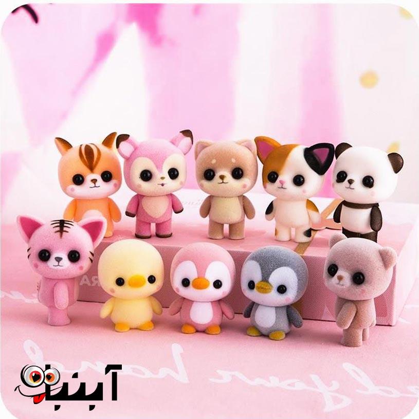 عروسک حیوانات