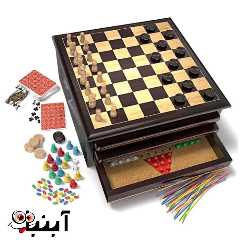 شطرنج و منچ