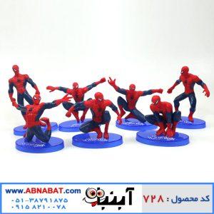 پک فیگور مرد عنکبوتی