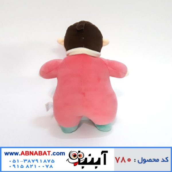 عروسک نوزاد جغجغه ای