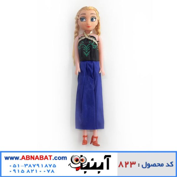عروسک السا و آنا انیمیشن فروزن