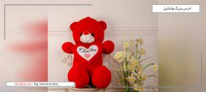 بهترین خرس بزرگ ولنتاین